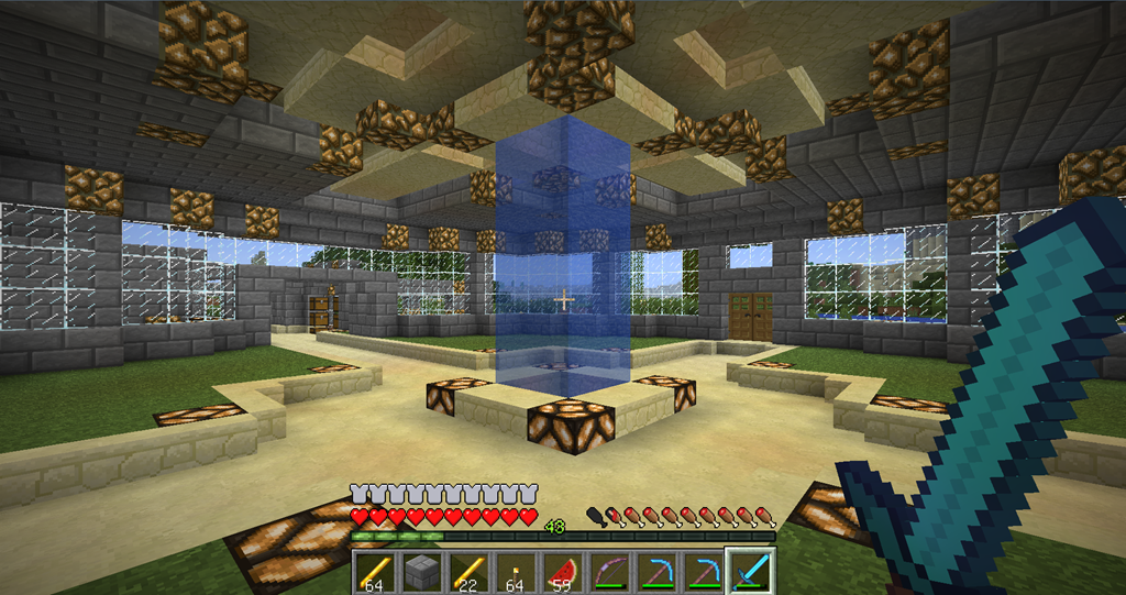 Minecraft Maison Automatique. Minecraft With Minecraft Maison ...